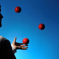 Why to learn juggling?
