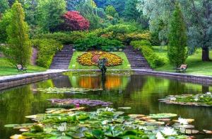 bothanical garden