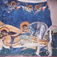 Црквата Св. Пантелејмон- убави фрески во сликовито опкружување