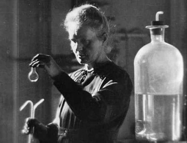 Marie Curie Radio