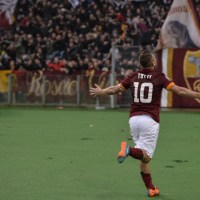 Francesco Totti. The eighth king of Rome