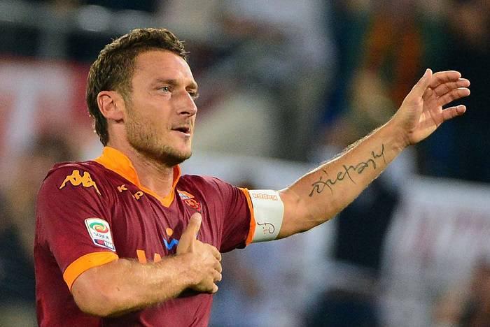 Totti-capitano
