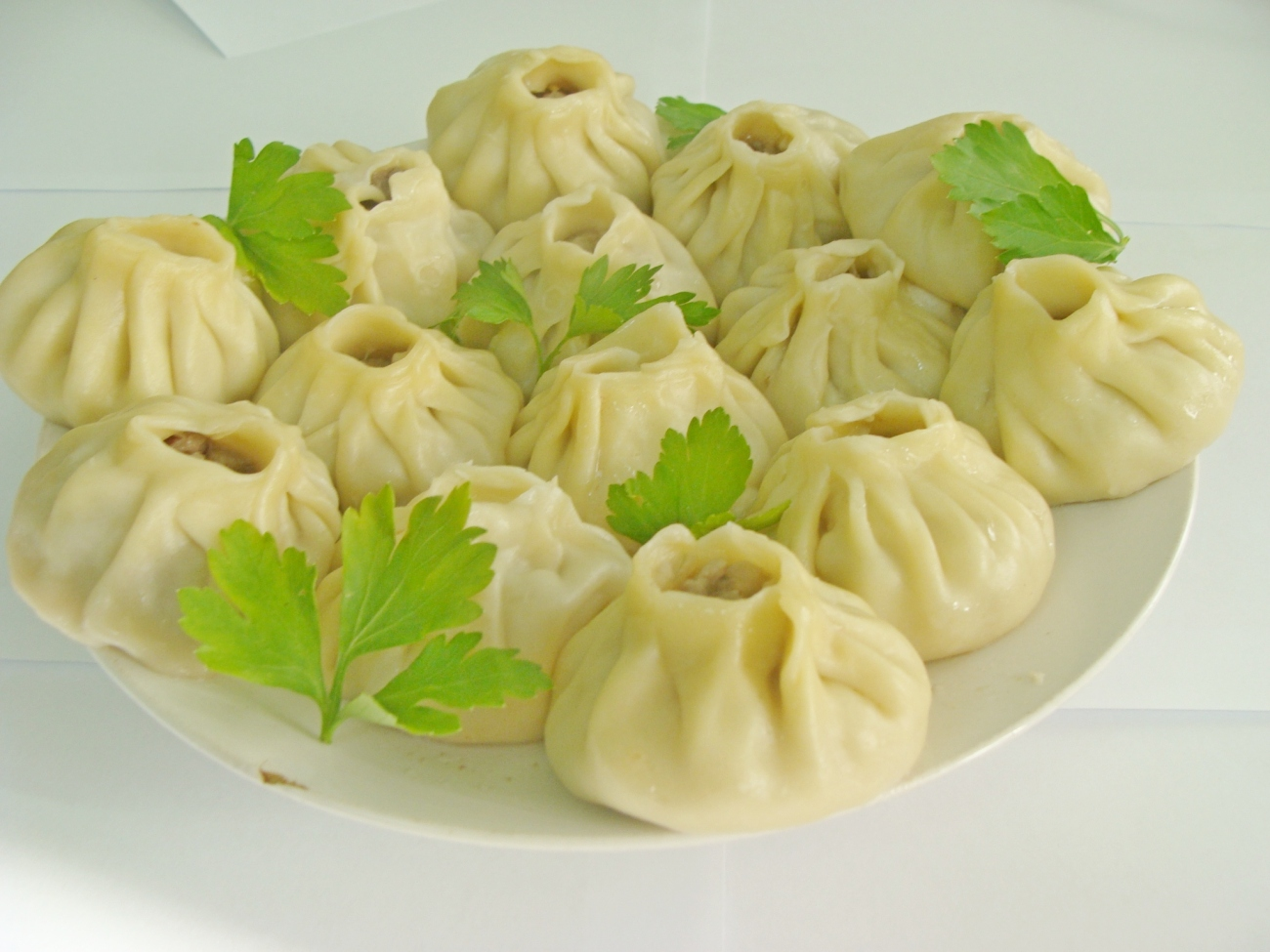 Buuz - traditional Buryat people food