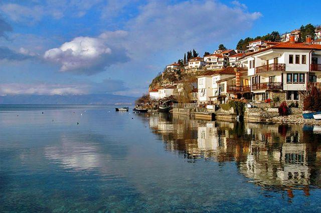 lake-ohrid-in-macedonia