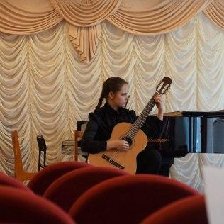 выпускной концерт. Челябинск