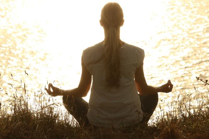 meditate-woman 2