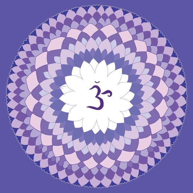violet-crown chakra