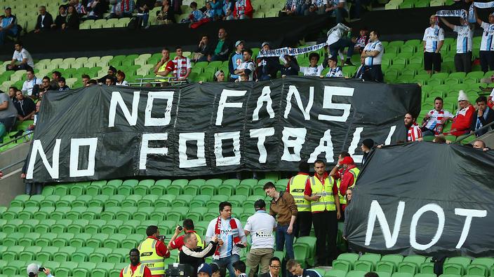 A-League Rd 8 - Melbourne v Perth