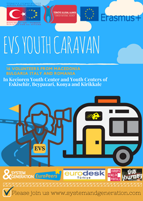 Youth Caravan - Turkey.