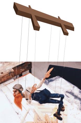 Marionette Atahan Gokce