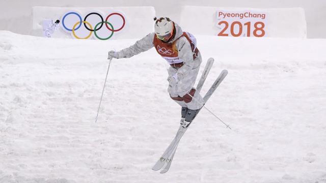 Olympics Freestyle Skiing Men, Pyeongchang, South Korea - 07 Feb 2018