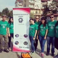 VCS as a part of WizzAir Skopski  Marathon 2018