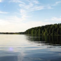 The land of thousands lakes and 3 million saunas