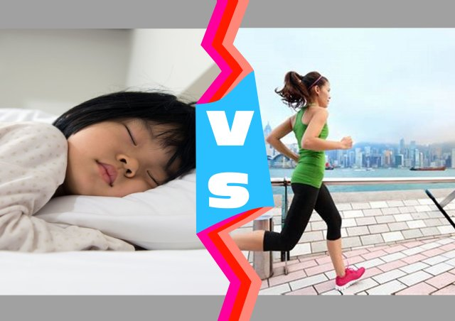 sleep vs running 2