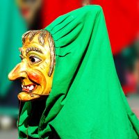 Narri, Narro - Carnival in Southern Germany