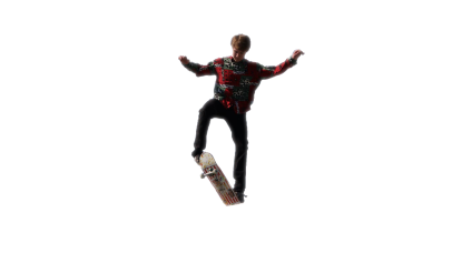 Doris Skating 1 transparent.png