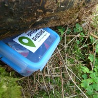 Geocaching – Enjoy the thrill of a treasure hunt whilst getting a breath of fresh air!