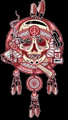 75131-tattoo-art-skull-t-shirt-indian-drawing