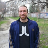 New year, new volunteer! Hello to Chris from Germany